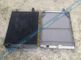 Изготовление радиатора на Вольво ФЛ6