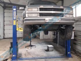 Ремонт бензобака Chevrolet Tahoe