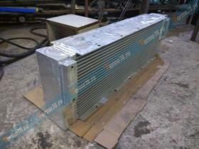 Ремонт радиатора трактора John-Deere