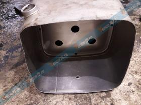 Ремонт топливного бака Daf