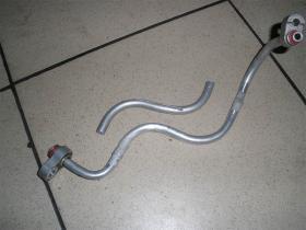 Замена участка трубки кондиционера