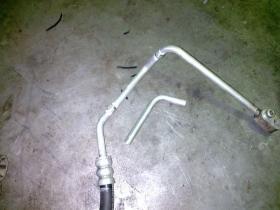 Ремонт трубки кондиционера