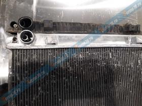 Изготовление бочка радиатора охлаждения двигателя