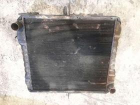 Ремонт радиатора охлаждения Daewoo Ultra Novus