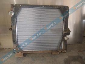 Ремонт радиатора Интернационал 9800