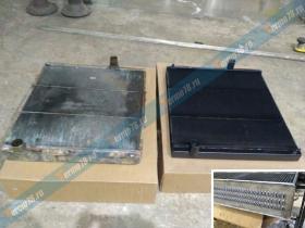 Изготовление медного радиатора охлаждения двигателя