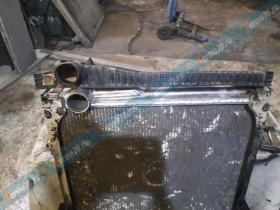 Замена бачка радиатора охлаждения