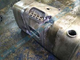 Ремонт топливного бака Volvo FH-12