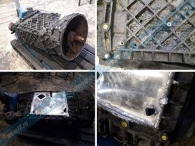 Ремонт коробки передач Scania